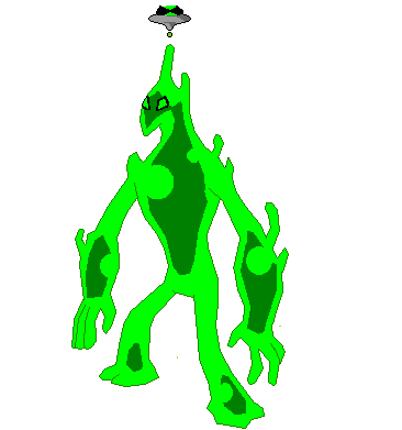 ben 10 coloring pages goop - photo#41