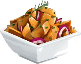 Recipe-Sweet Potato Salad