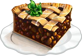 Recipe-Winter Meat Pie