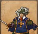 Baudouin The Palace Guard