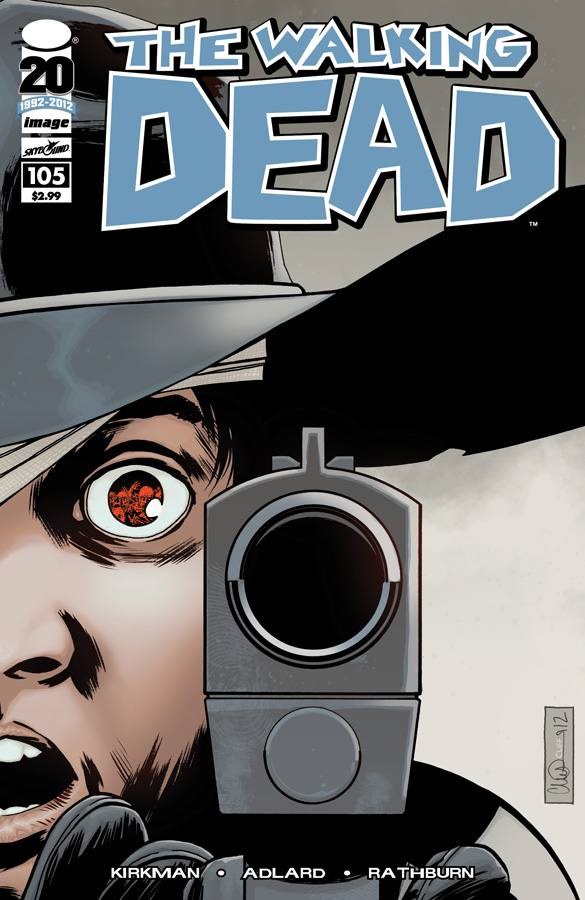 Walking dead issue 105 online dating. Dating for one night.