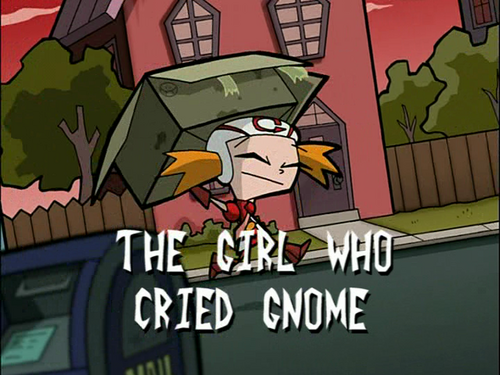 The Girl Who Cried Gnome