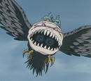 親玉極楽鳥