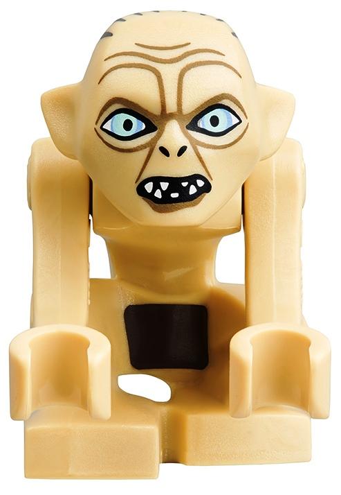 lego hobbit how to get gollum