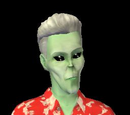 Персонажи из The Sims 2 (PSP)