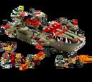 70006 Krokodyla łódź Craggera