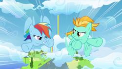 Wonderbolts Academy - My Little Pony Friendship is Magic Wiki  Wonderbolts Aca...