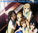 K-ON! Original Soundtrack Songs