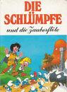S S Die Schlümpfe und die Zauberfloete front front.jpg