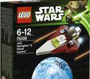 75006 Jedi Starfighter and Kamino