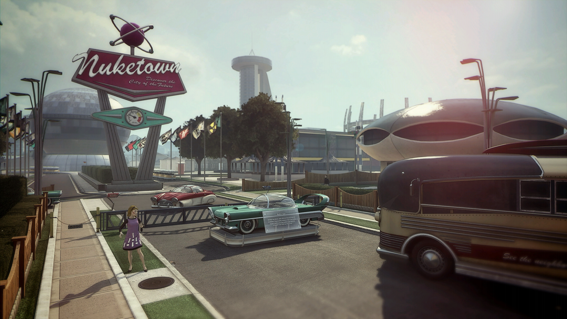 Nuketown 2025 Ps3