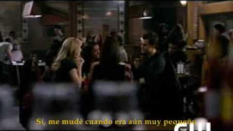 "Trailer ""The vampire diaries"" subtitulado en español, versión extendida."