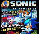 Archie Sonic the Hedgehog Ausgabe 247