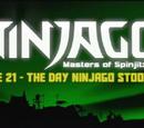The Day Ninjago Stood Still