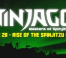 Rise of the Spinjitzu Master
