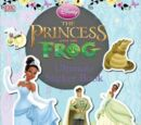 The Princess and the Frog: Ultimate Sticker Book
