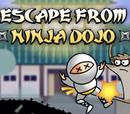 Ninjas (Escape de Ninja Dojo)