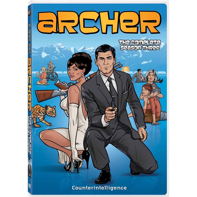 Archer Episode Guide