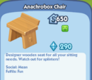 Anachrobox Chair