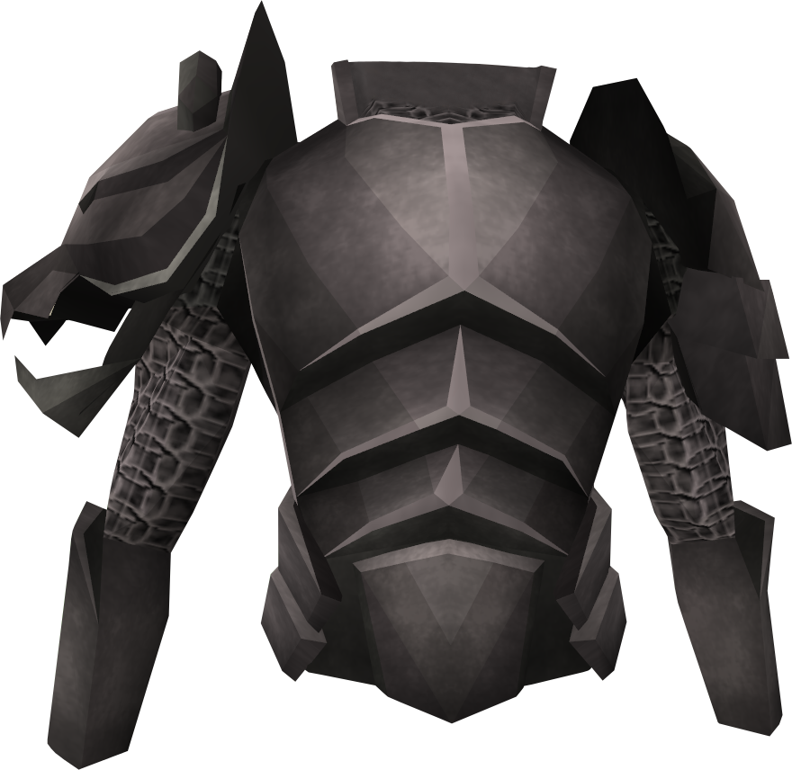 Image varrock armour 4 the runescape wiki for Runescape exp table 1 99