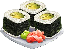 Recipe-Avocado Roll