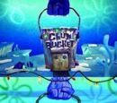 Chum Bucket/appearances