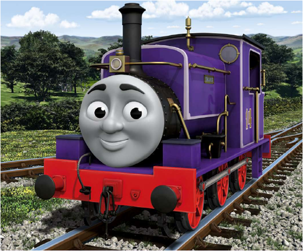 Thomas and friends charlie