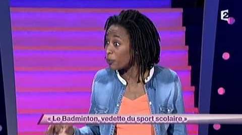 Le Badminton vedette du sport scolaire