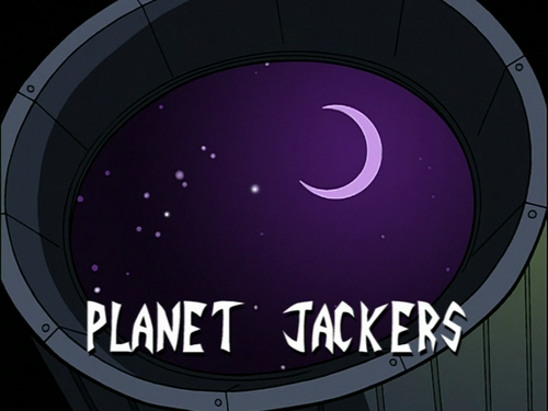 Planet Jackers