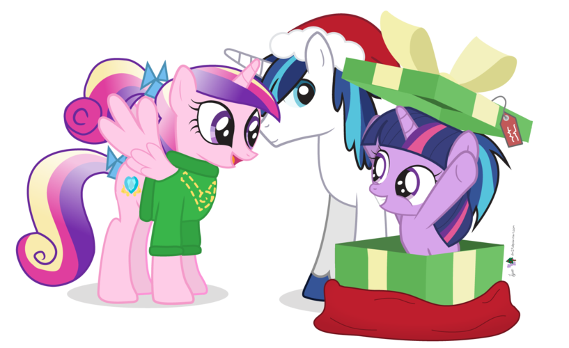 Young_Princess_Cadence,_young_Shining_Ar