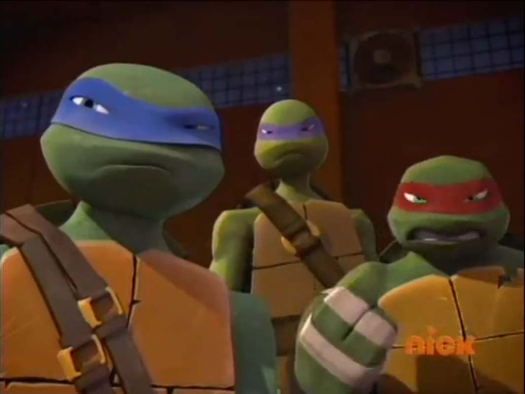 Teenage Mutant Ninja Turtles 2012 Western Animation