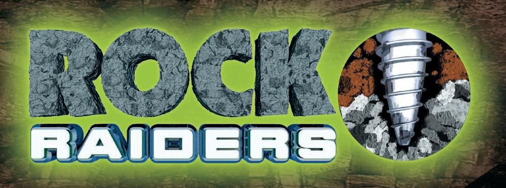 Rock Raiders logo