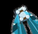 Escaracapa azul