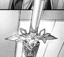 Espada de la Rosa Azul