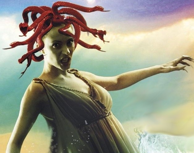 Euryale Greek Mythology Gorgon - Riordan Wiki ...