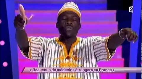 Beaucoup de médecins étrangers en France