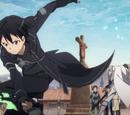 Sword Art Online odcinek 08