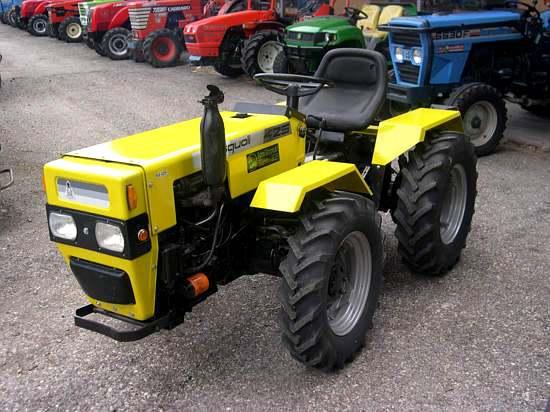 Pasquali tractor construction plant wiki the classic vehicle and machinery wiki - Pasquali espana ...