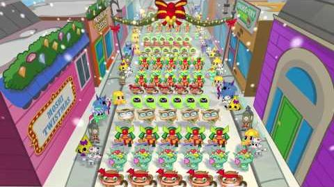 Moshi Monsters - Moshi Twistmas - Free Online Virtual Pet