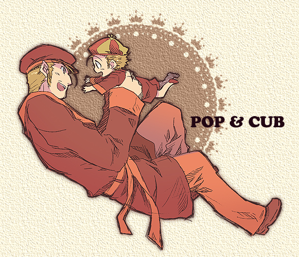 Pop and Cub - Happy Tree Friends Anime Version Wiki