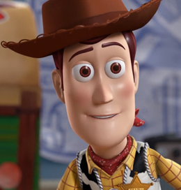 Don Davis El Campo >> Woody Toy Story