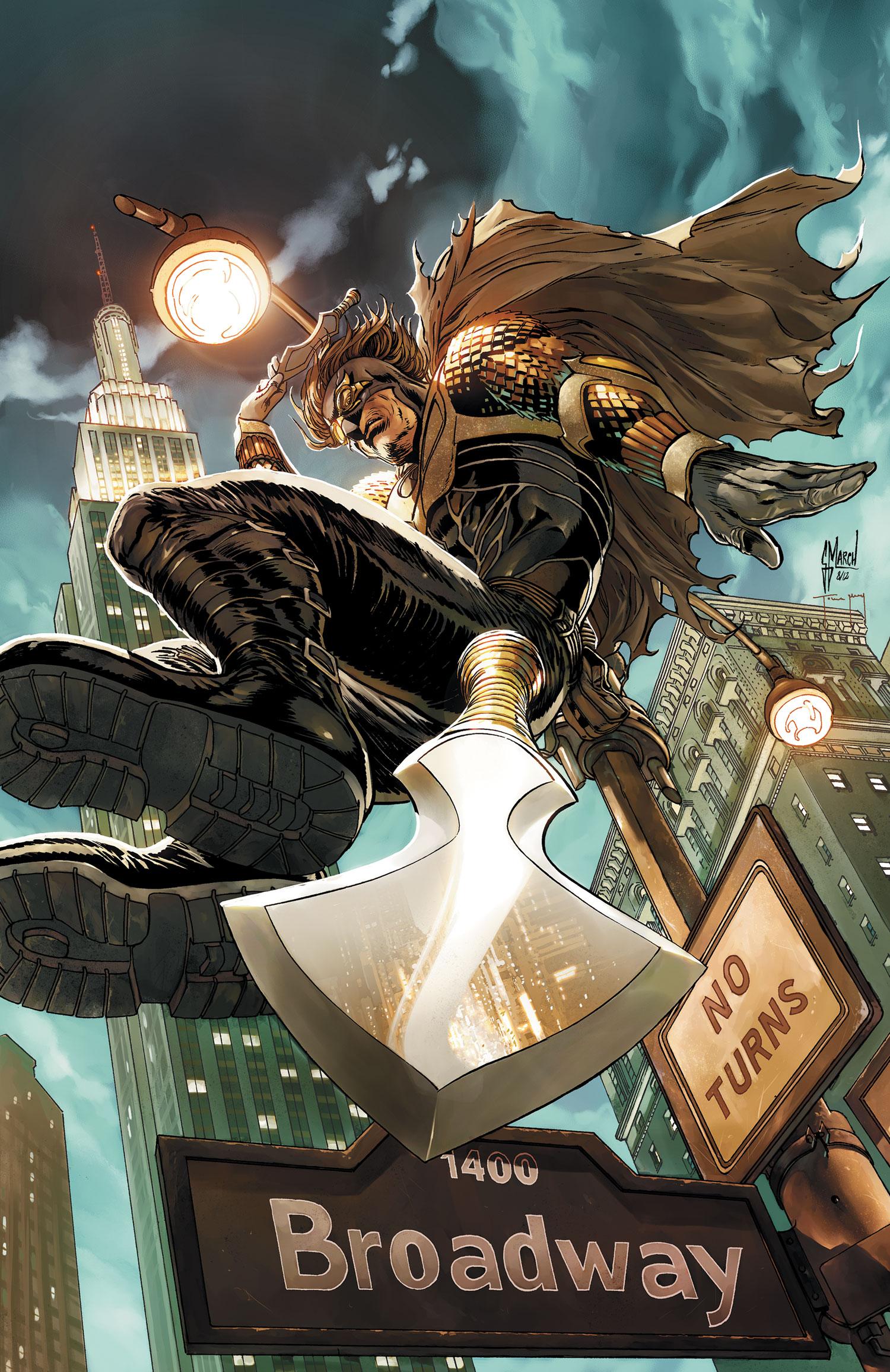 Talon - DC Database - Wikia