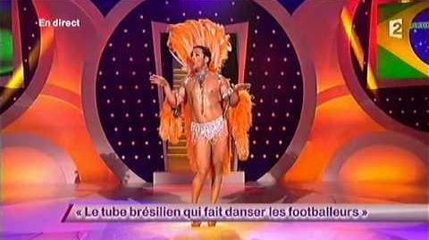 Le tube brésilien qui fait danser les footballeurs