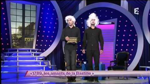 1789, les amants de la Bastille