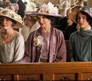 Hochzeit auf Downton