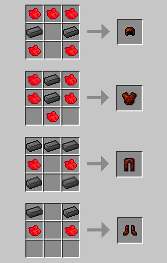 Crafting Guide Rods