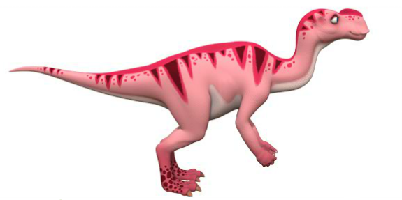 Dinosaur Train Lambeosaurus