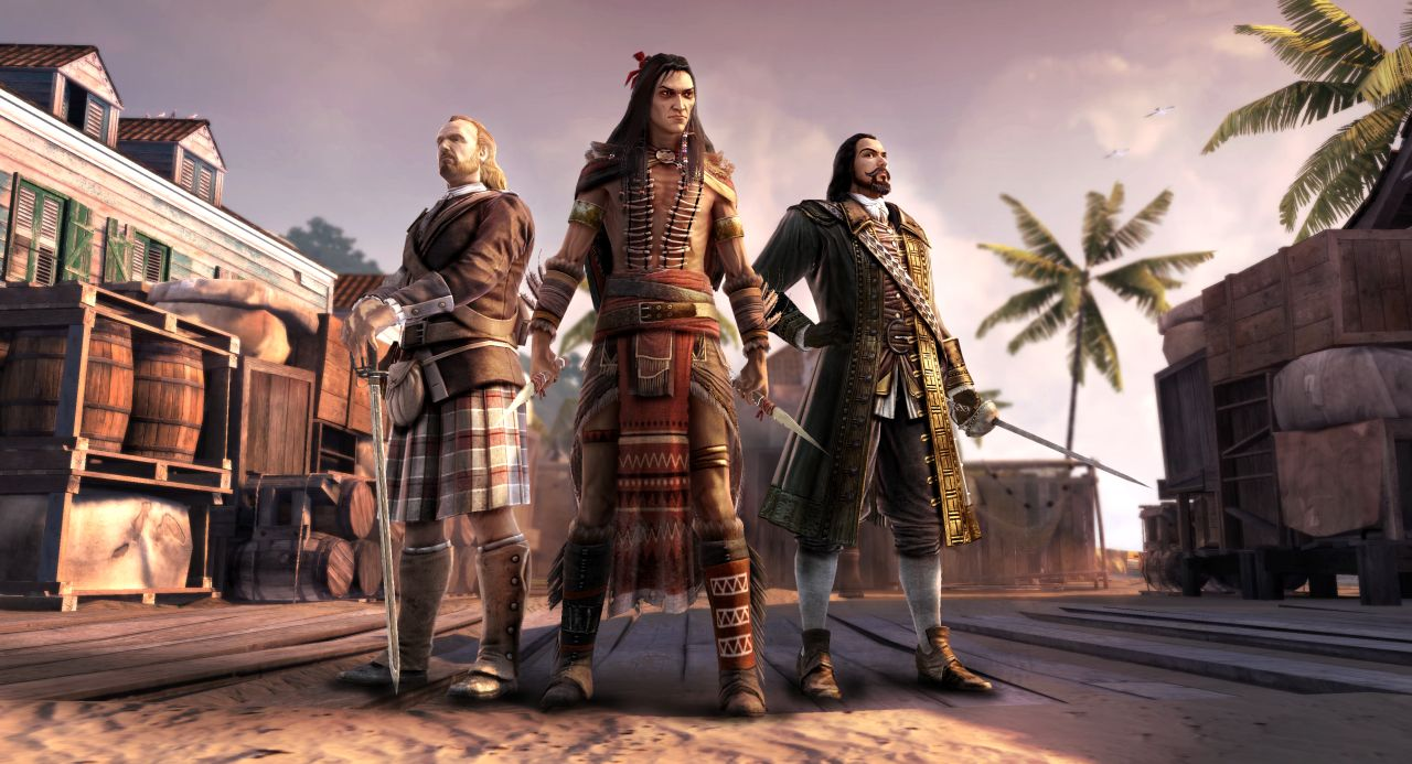 The Battle Hardened Pack - The Assassin's Creed Wiki ...
