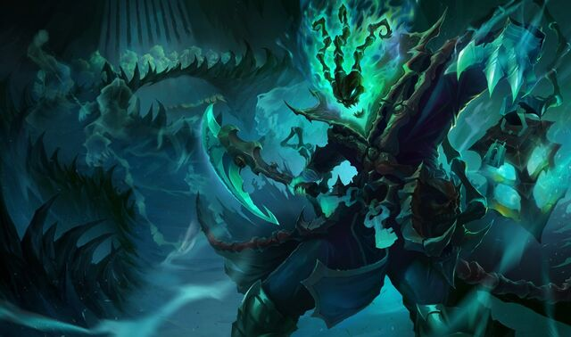 THE BOTTOM LANE'S FIRST CHAMPION PICK OF THE WEEK -  THRESH