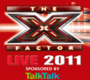 The X Factor Live 2011